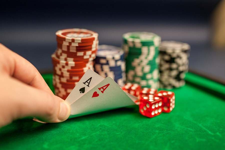 Eight Easy Steps To More Casino Sales
